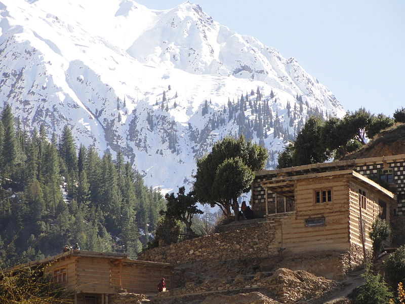 Bumburet Valley - All about Kalash Valley