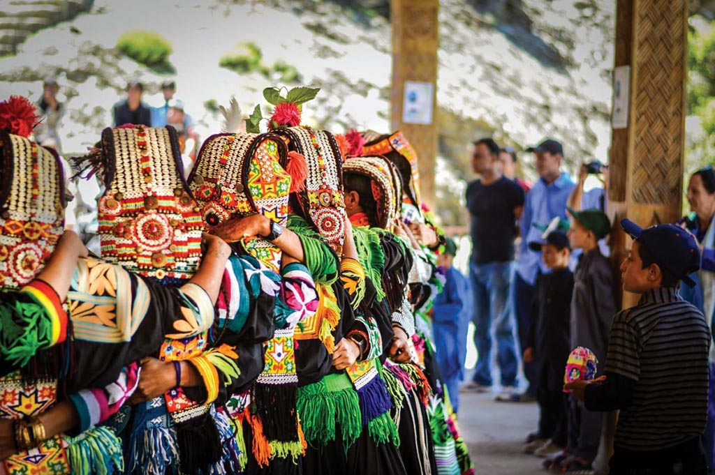 Choimus Festival - All about Kalash Valley
