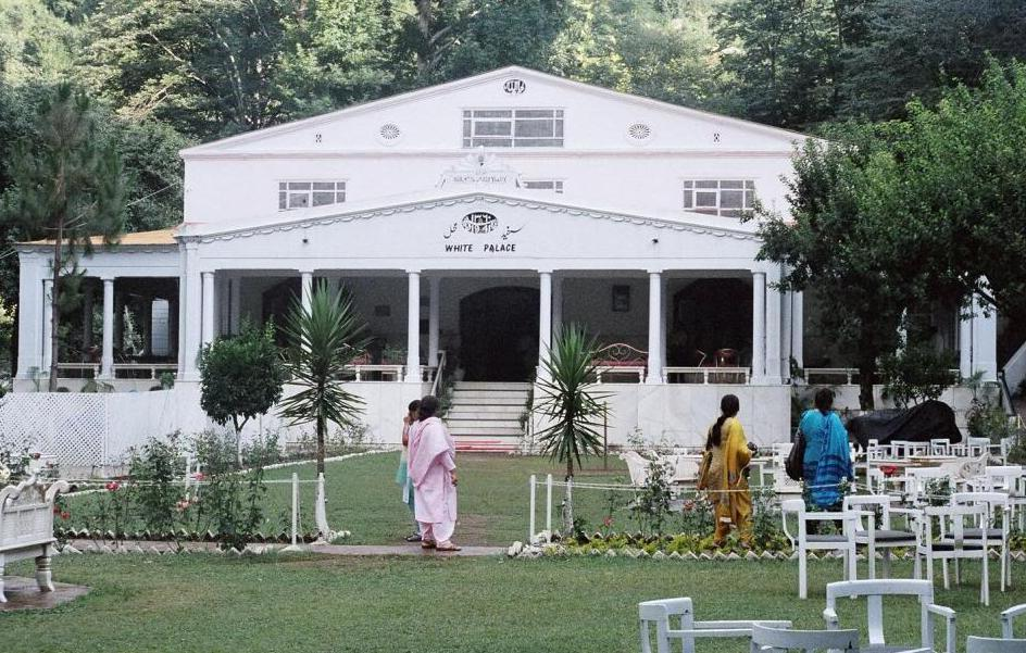 Marghzar Swat White Palace - Swat Valley