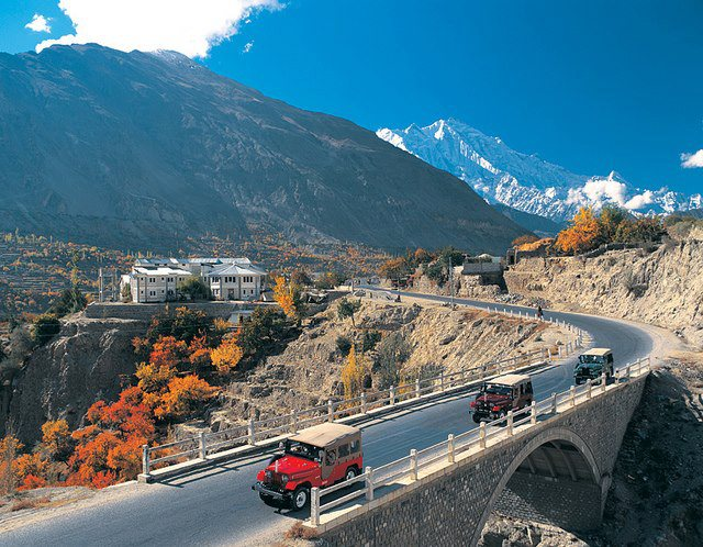byroad to northern areas 1 - How to Get There in Northern Areas of Pakistan?