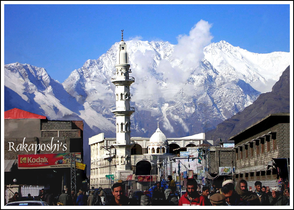 gilgitcity 1 - All about Gilgit Valley - Famous Places to visit in Gilgit Baltistan