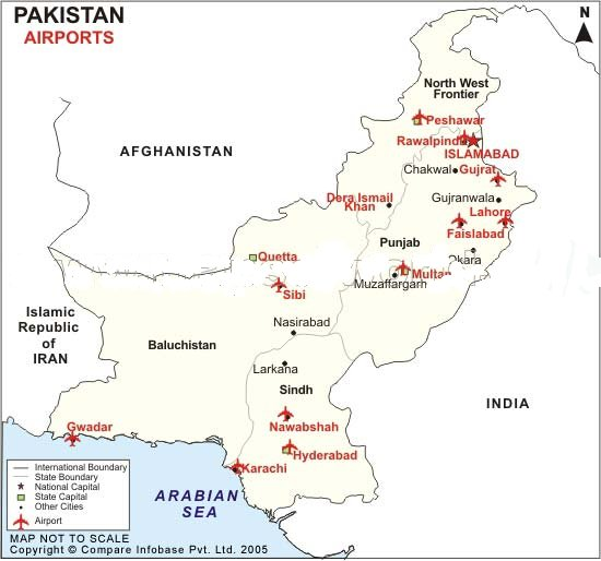pakistan airports - Airports in Pakistan