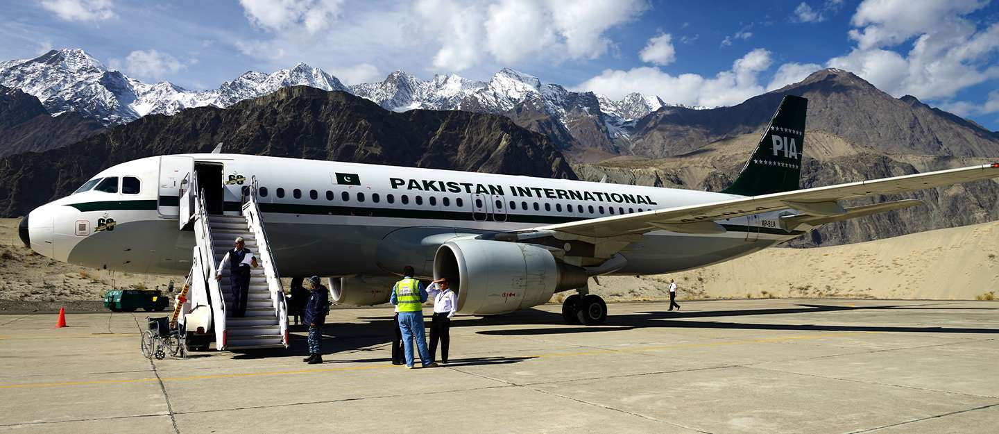 sakardu airport - How to Get There in Northern Areas of Pakistan?