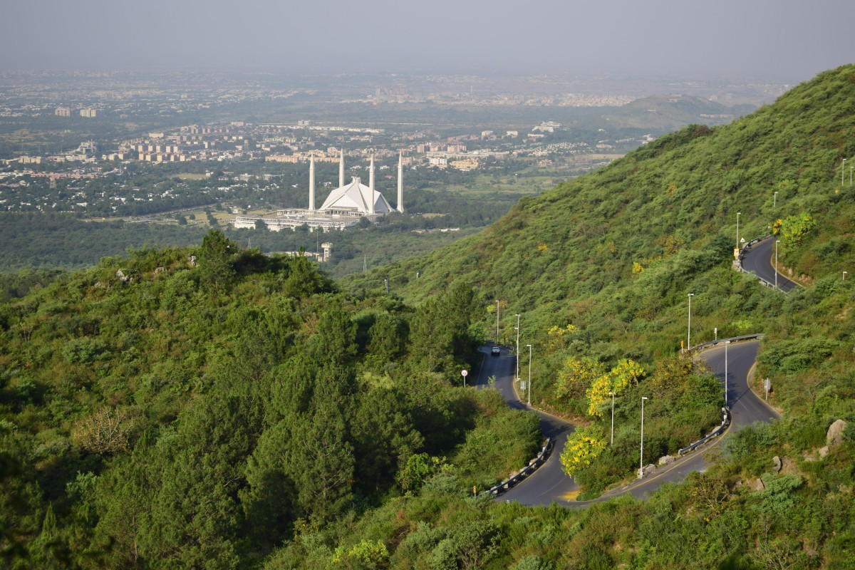 Margallah Pass - Archaeological & Historical Sites in Islamabad
