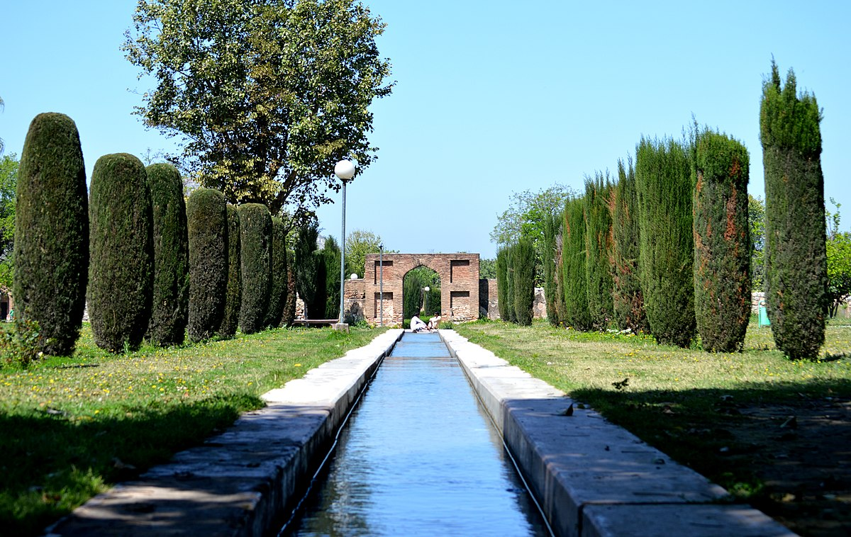 Wah Gardens 1 - Archaeological & Historical Sites in Islamabad